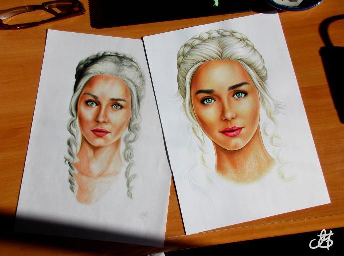Daenerys by IrmaBathory