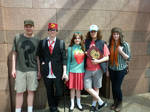 Gravity Falls Cosplay Group