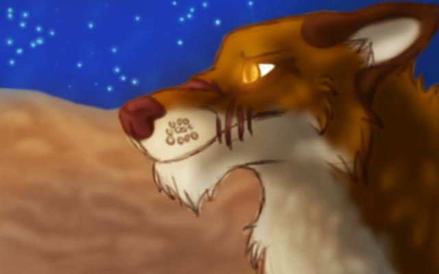 Fox Thing... by FallingdownFast