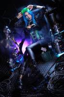 Hackers by SinaDominoCollins