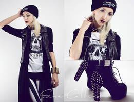 Fashion is dead by SinaDominoCollins
