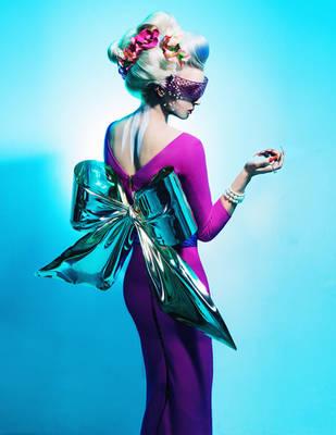 Modern Geisha by SinaDominoCollins
