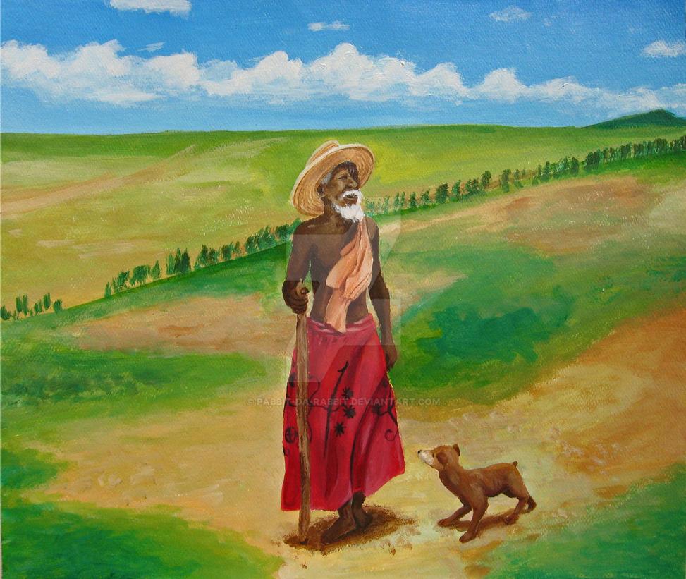 Papa Legba by Pabbit-da-rabbit