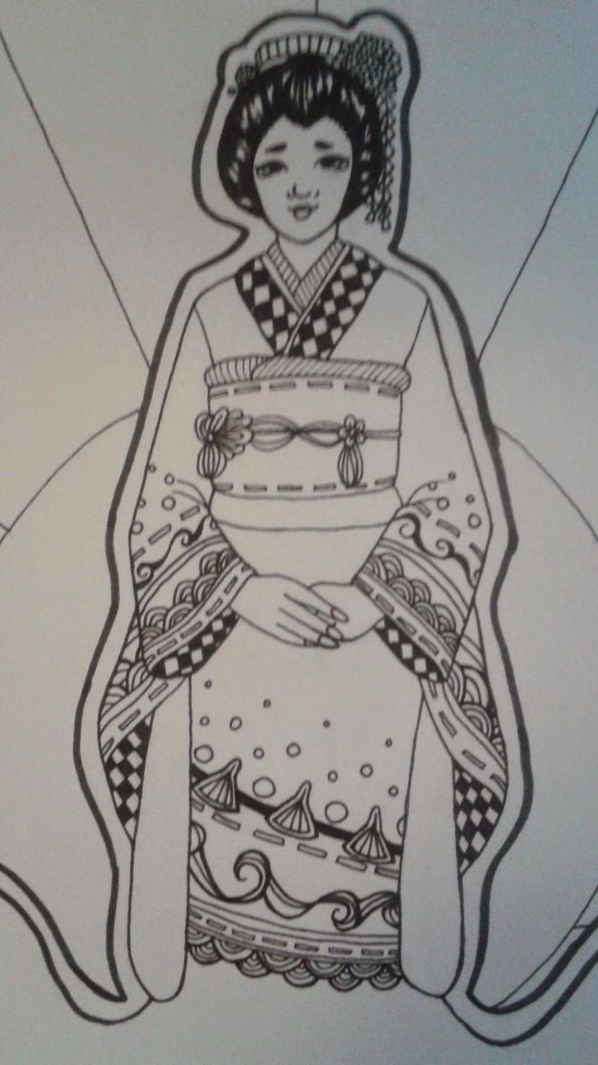 kimono details by bailey27727