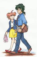 Fakiru Week- Modern by Kiyomi-chan16