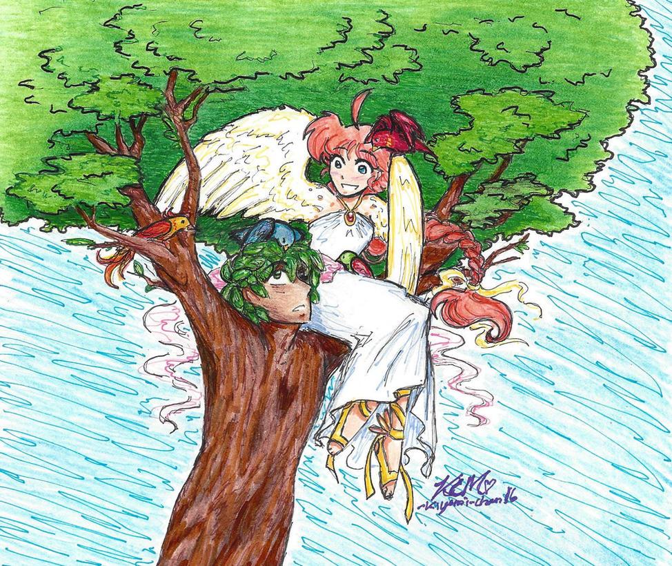 Fakiru Week- Fantasy by Kiyomi-chan16