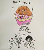 YOI Inktober: Day 9 by Kiyomi-chan16