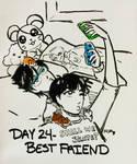 YOI Inktober: Day 24