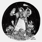 Labyrinth: Happy Halloween!
