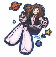 My Hero Academia: Uravity by Kiyomi-chan16