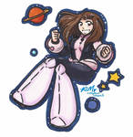 My Hero Academia: Uravity