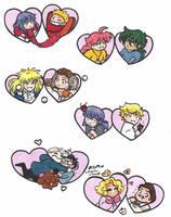 Happy Valentine's Day by Kiyomi-chan16