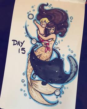 MerMay: Day 15