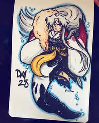 MerMay: Day 28 by Kiyomi-chan16