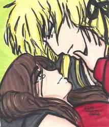 The Goblin Princess Bride: Jareth and Sarah