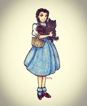 The Wizard of Oz: Dorothy and Toto