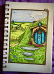 LOTR prompt #1: The Shire