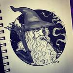 LOTR prompt #2: Gandalf