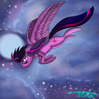 Be like Twilight Sparkle by TheStIvE19