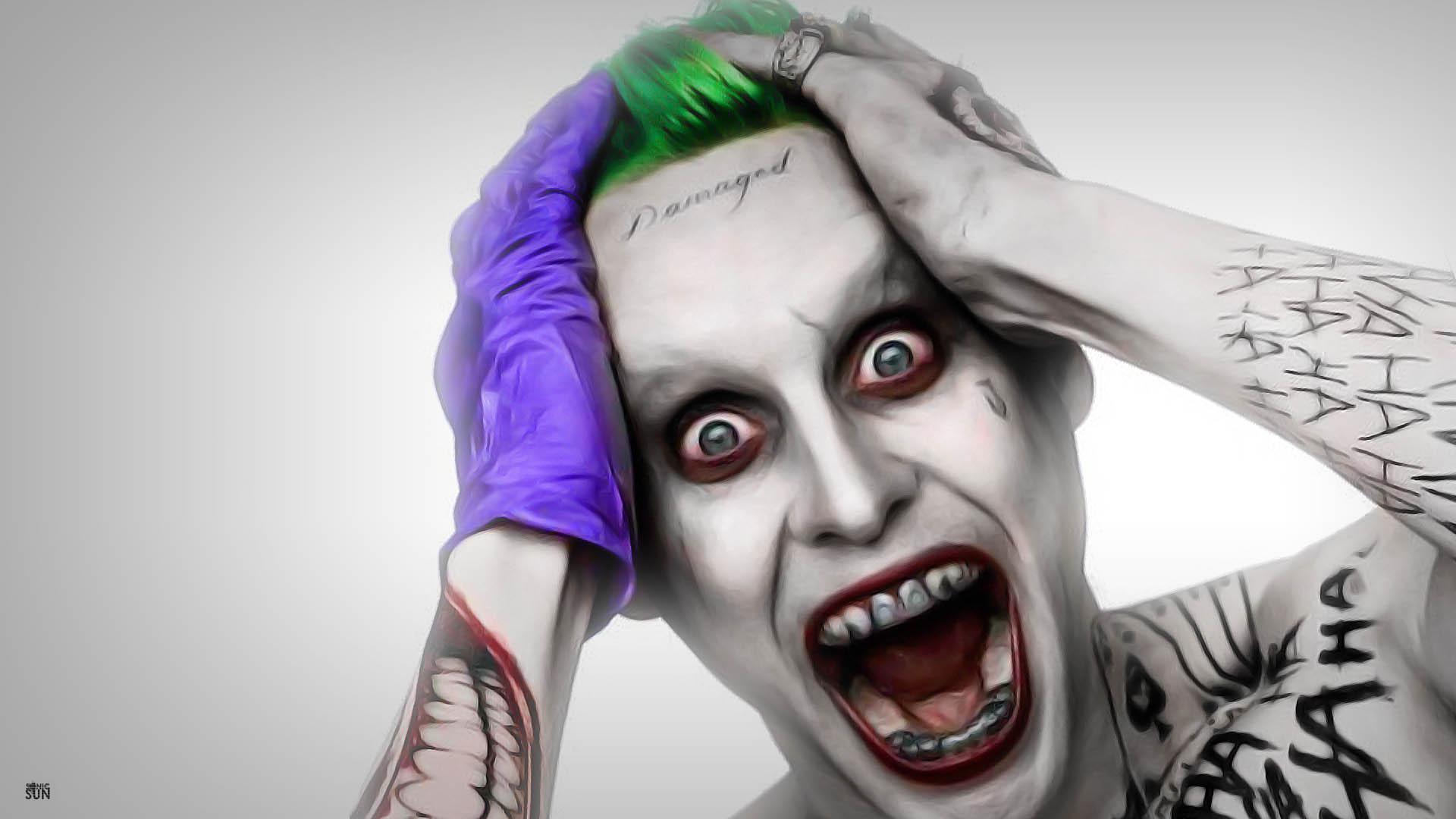 Jared leto images jared leto hd wallpaper and background photos -  Leto Joker Finally Unveiled Joker Joker Suicide Squad Jared