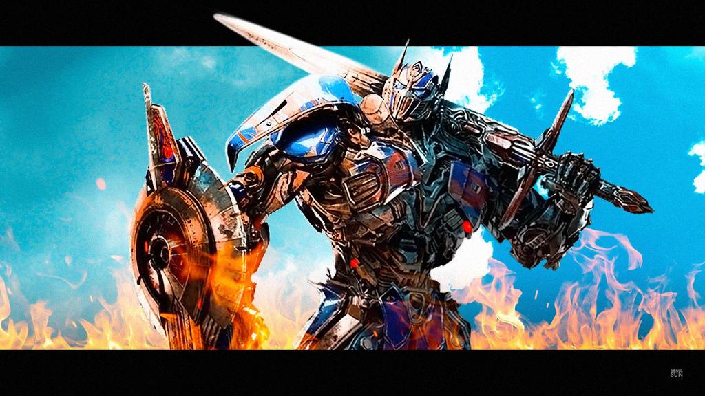 optimus prime wallpaper by sonic sun on deviantart