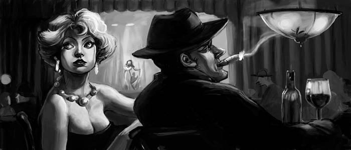 Film Noir by cbernie