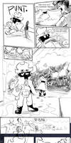 Audition page 1 - But people don't like him by Lunyck