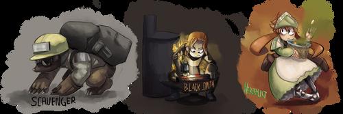 Subterra Classes