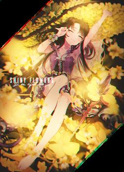Shiny Flowers - Edit