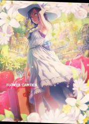 Flower Garden - Edit by sayagfx