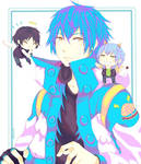 aoba's angel and devil