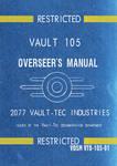 Vault 105 OverSeer's Manual