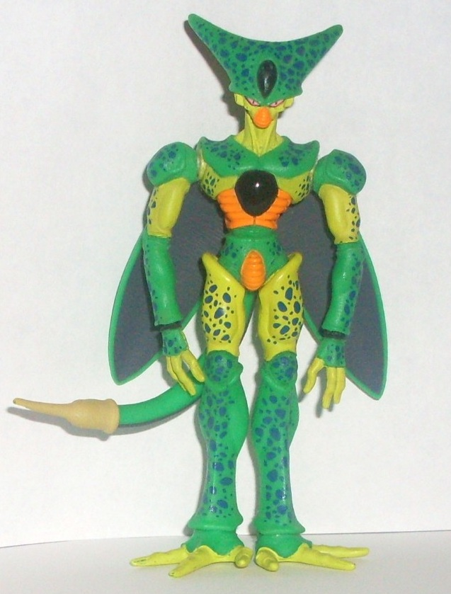 Cell First Form By Nite Lik On Deviantart