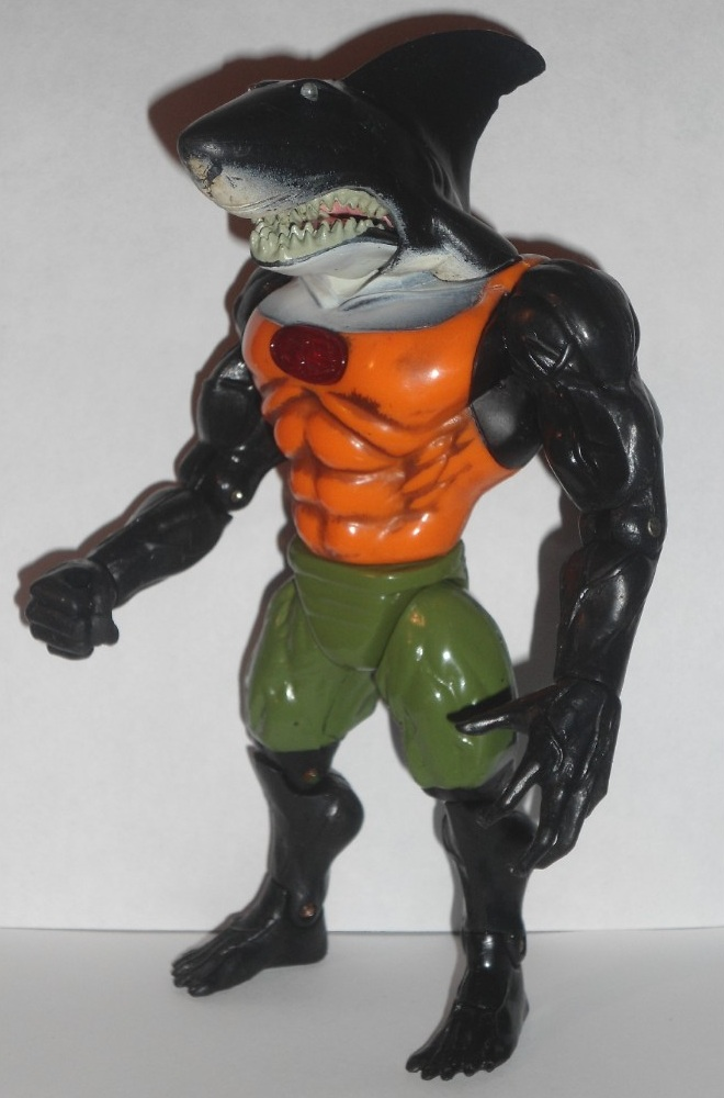 Sharkman art - photo#17