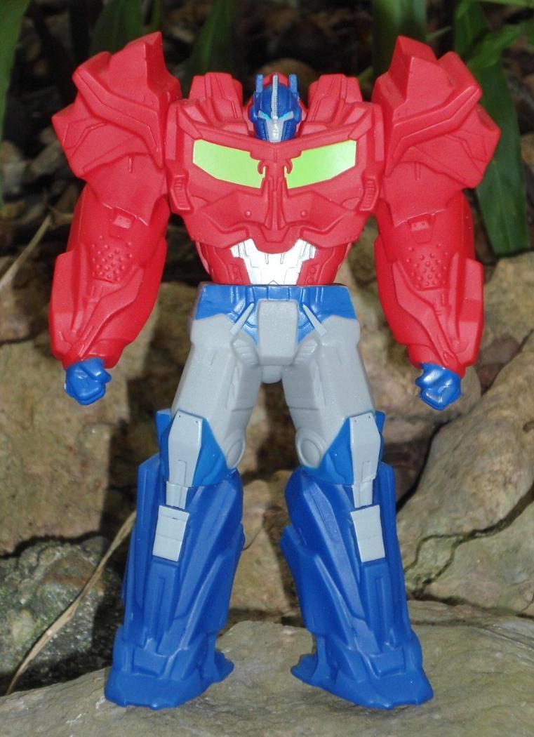 Optimus Prime by Nite-Lik