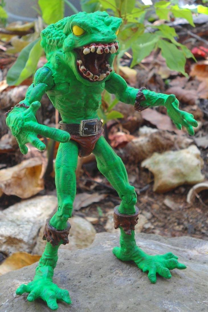 Boeure Frog Mutant by Nite-Lik