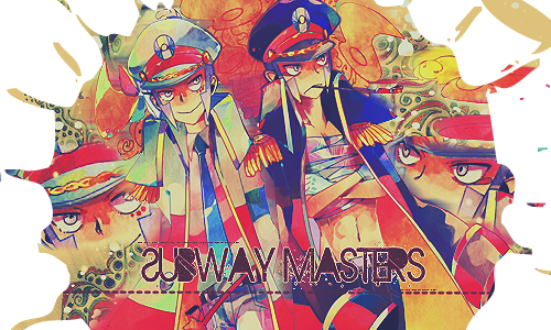 Subway Masters by FlowEditions