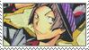 Niizuma Eiji Stamp by FlowEditions