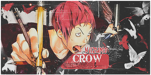 Niizuma Crow Signature by FlowEditions