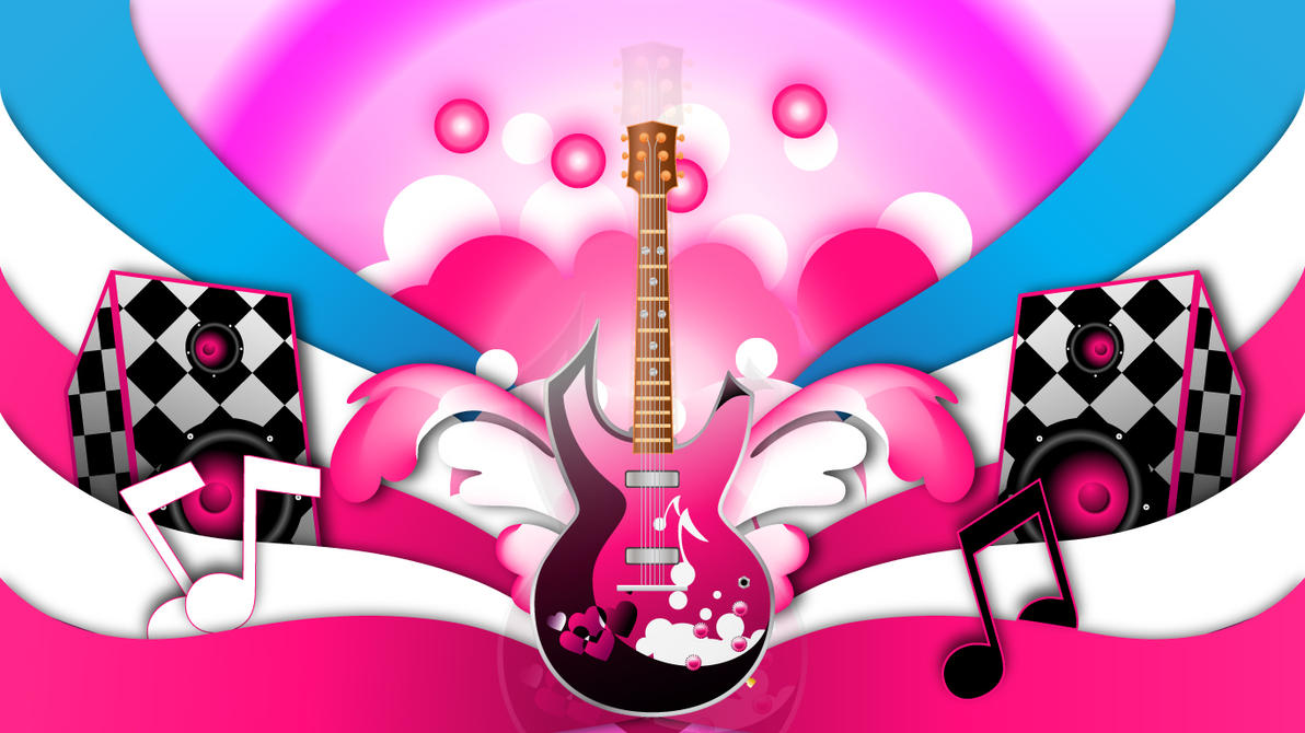 Guitar by artrias