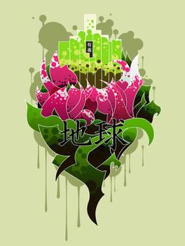 Toxic Earth City