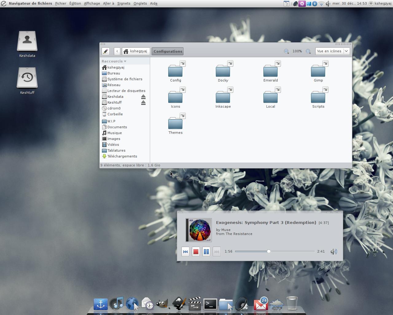 Similiar Desktop by Kshegzyaj
