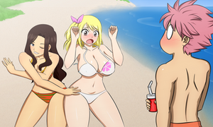 Fairy tail commission censored