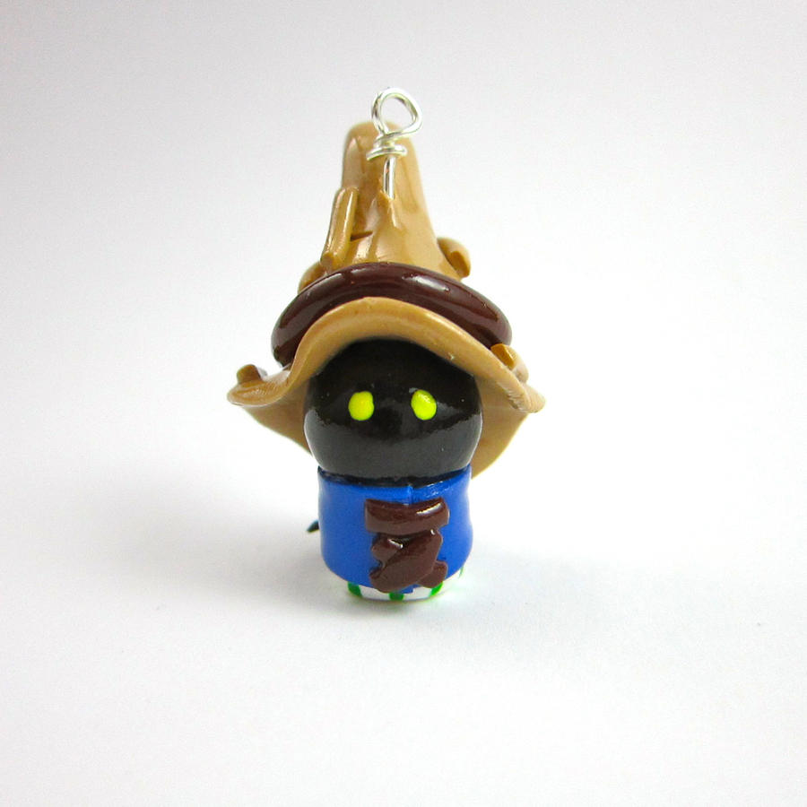Vivi Final fantasy IX chibi by TrenoNights