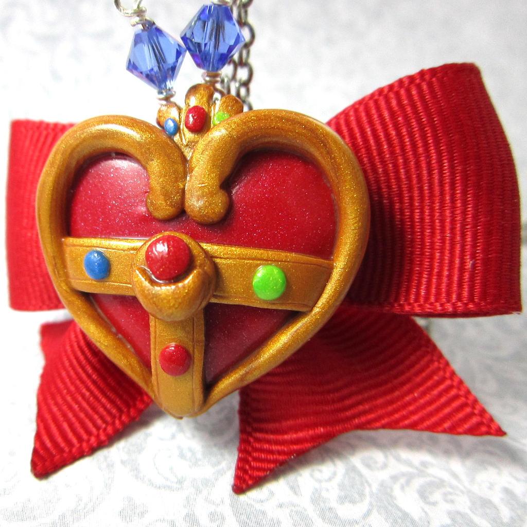 Sailor Moon S. locket by TrenoNights