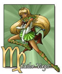 Sailor Zodiac Virgo by washipuppy