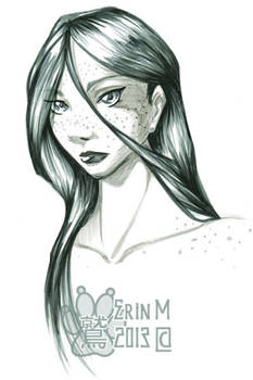 Adeline - Jade Hare