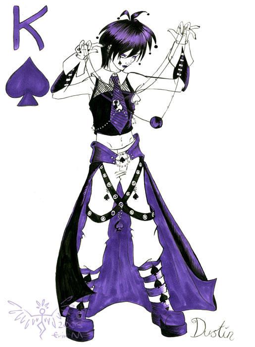 King of Spades by washipuppy ...  sc 1 st  DeviantArt & King of Spades by washipuppy on DeviantArt