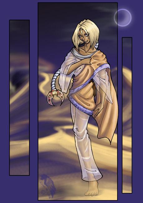 Zarqa by washipuppy