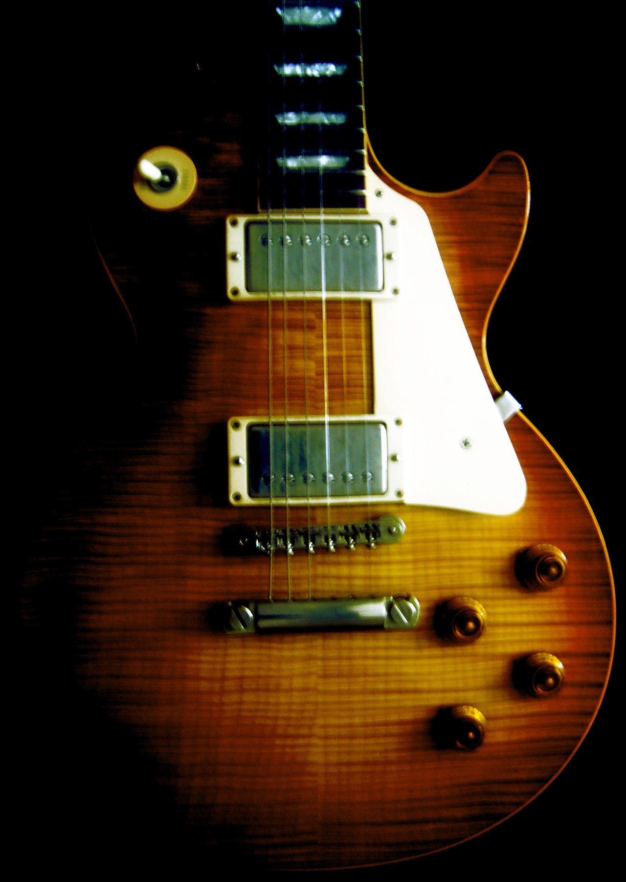 guitar wallpaper les paul - photo #15